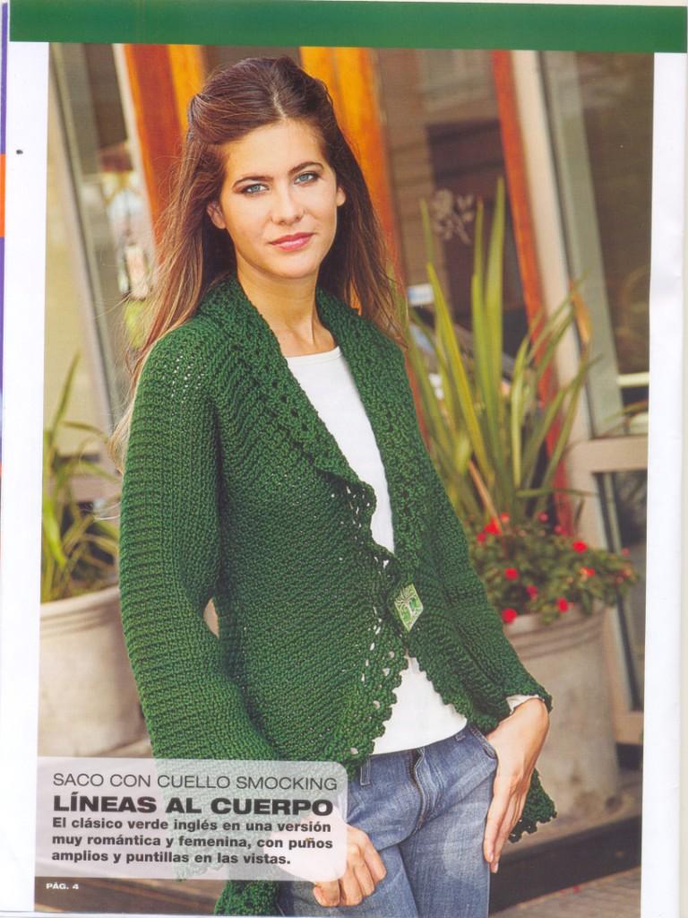 REVISTAS DE TEJIDOS: Tejido practico Crochet Invierno ?4 2011