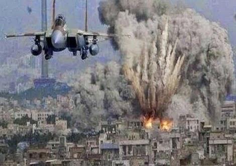 israel serang palestin