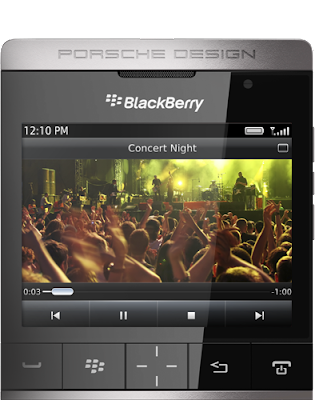 blackberry, blackberry porsche, blackberry porsche design p9981