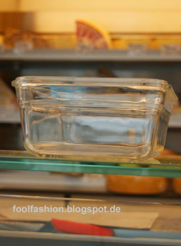 Hygienevorschriften beim Einkauf mit eigener Dose