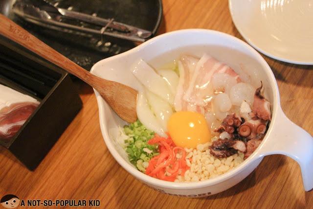 Dohtonbori's Okonomiyaki