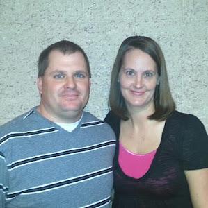 Pastor Corey & Anita Jackson