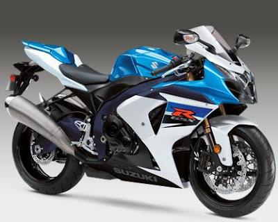 2011 Suzuki GSX-R1000 all new