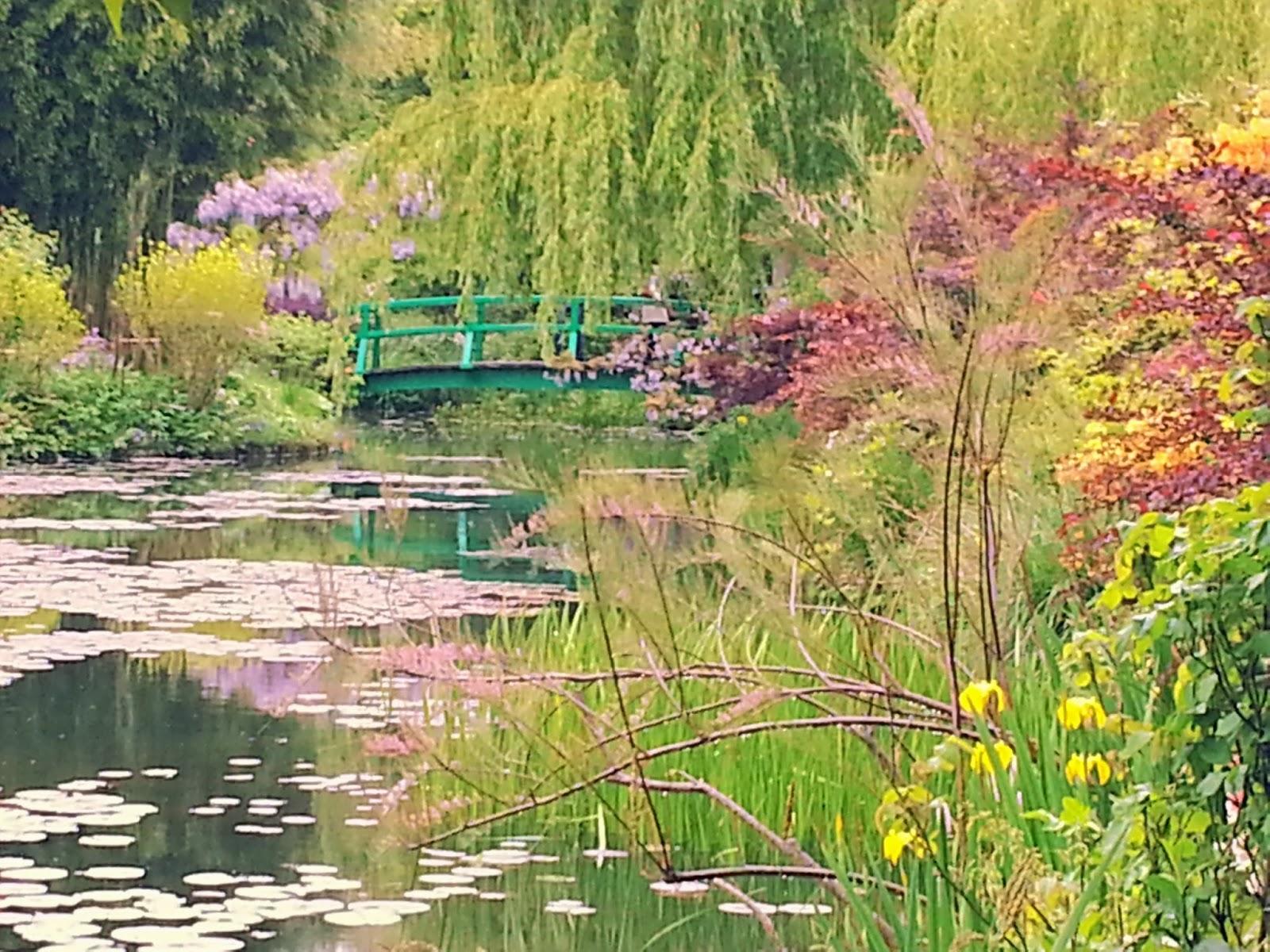 Le jardin de Claude Monet  Giverny