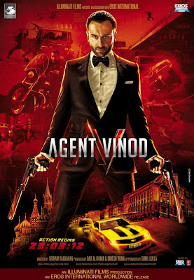 Agent Vinod First Look