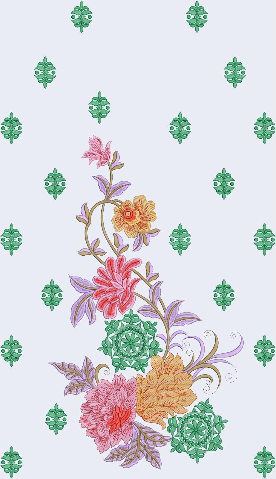 29 popular embroidery patterns for kameez makaroka pakistani salwar kameez embroidery designs embdesigntube bankloansurffo Gallery