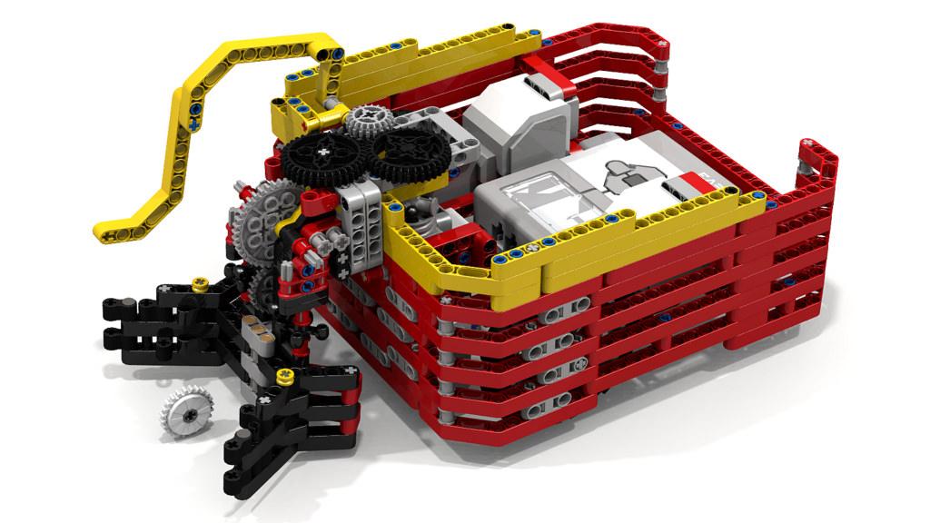 Lego Fll Robot Designs