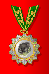 Hoche-Affeburg order of the Wombat