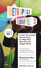 Metropoli Cumple 3