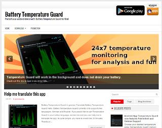 battery temperature guard website