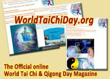 World Tai Chi & Qigong Day - World Healing Day