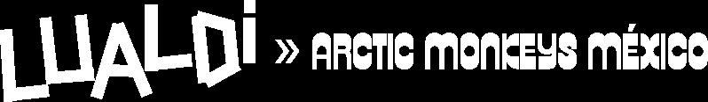 Lualdi » Arctic Monkeys México