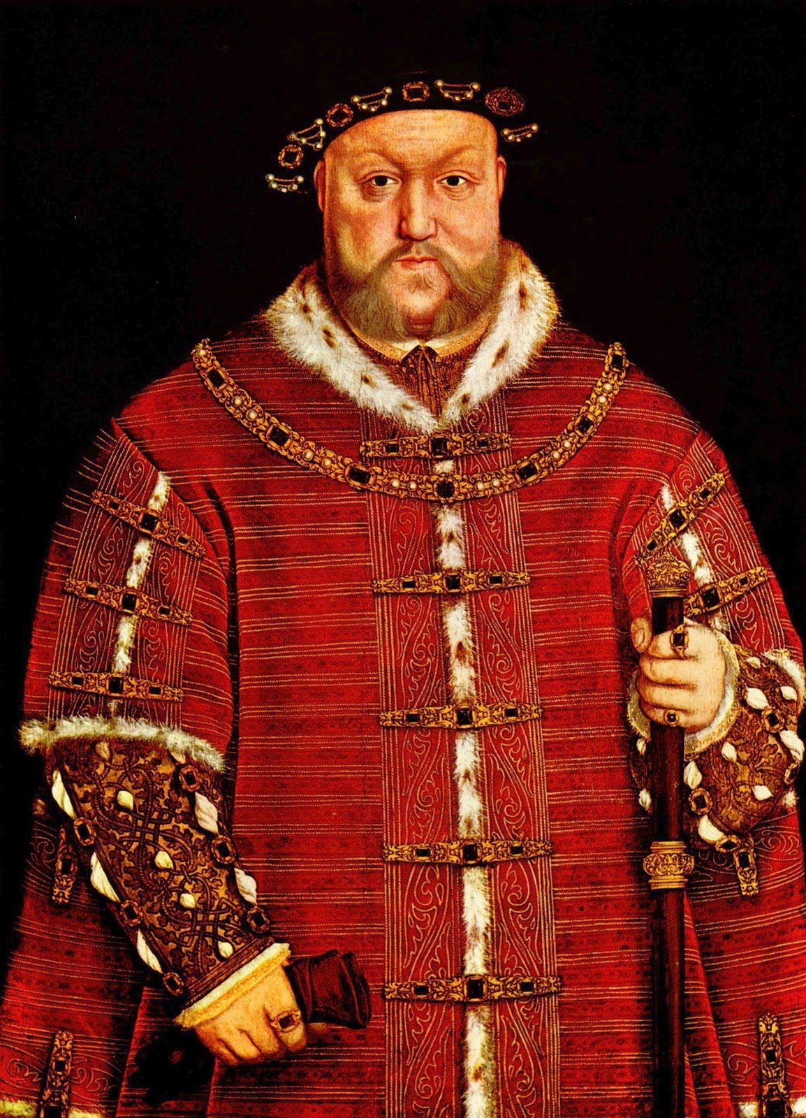 henry the viii In legal terms henry viii of england had only three wives, because three of his 'marriages' were annulled unlike a divorce, where a married couple chooses to end.