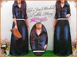 Gamis Levi's Jeans Washed GC2950 HABIS