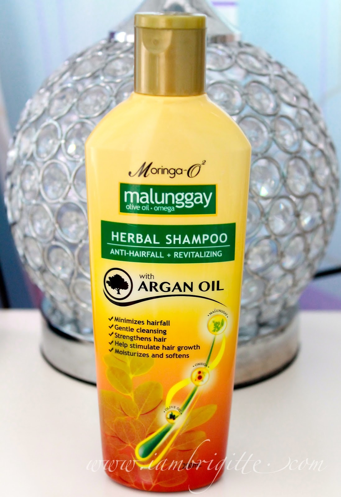 Iambrigitte Malunggay For Your Hair Moringa O Herbal
