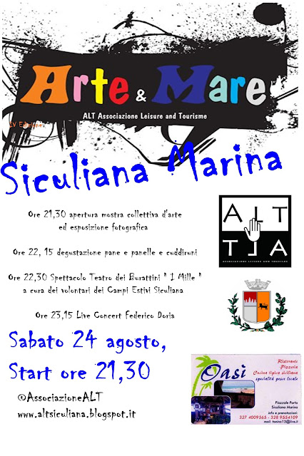 Arte e Mare Associazione ALT