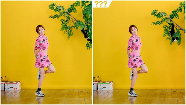 Orange Caramel Lizzy My Copycat