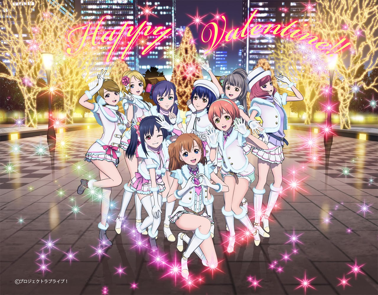 フワフワブログ: Love Live! School Idol Project