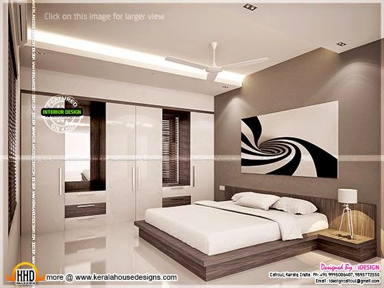 Kerala Home Design And Floor Plans Kitchen Master Bedroom Living Interiors