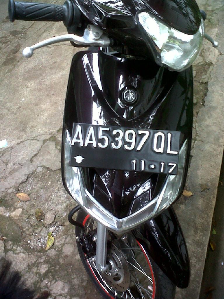 Jual Beli Motor Bekas Di Jual Cepat Yamaha Mio 2011 Akhir Plat