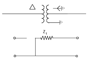 10 To 1000 Mhz Oscillator furthermore Evcon Furnace Wiring Diagram as well Open Delta Transformer Wiring Diagram moreover Electrical Some Basics as well Capacitor Power Supply. on transformer schematics