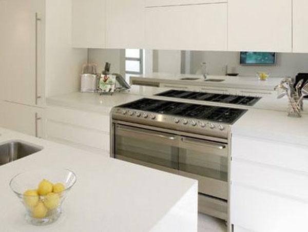 Kitchen Mirror Splashback The Kitchen Design