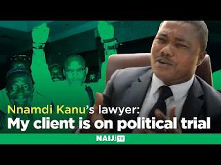Nnamdi Kanu is hiding in UK - Group
