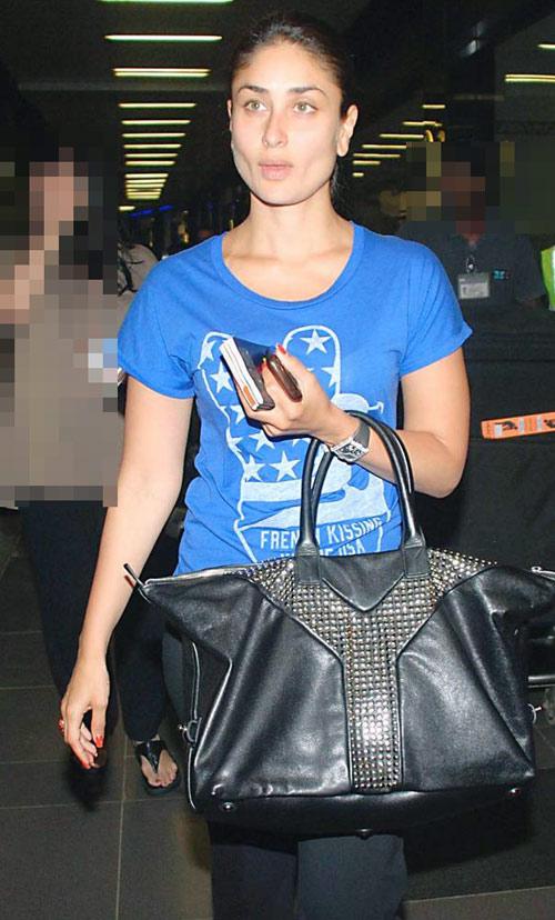 High Street High Fashion: The handbag world of Kareena Kapoor