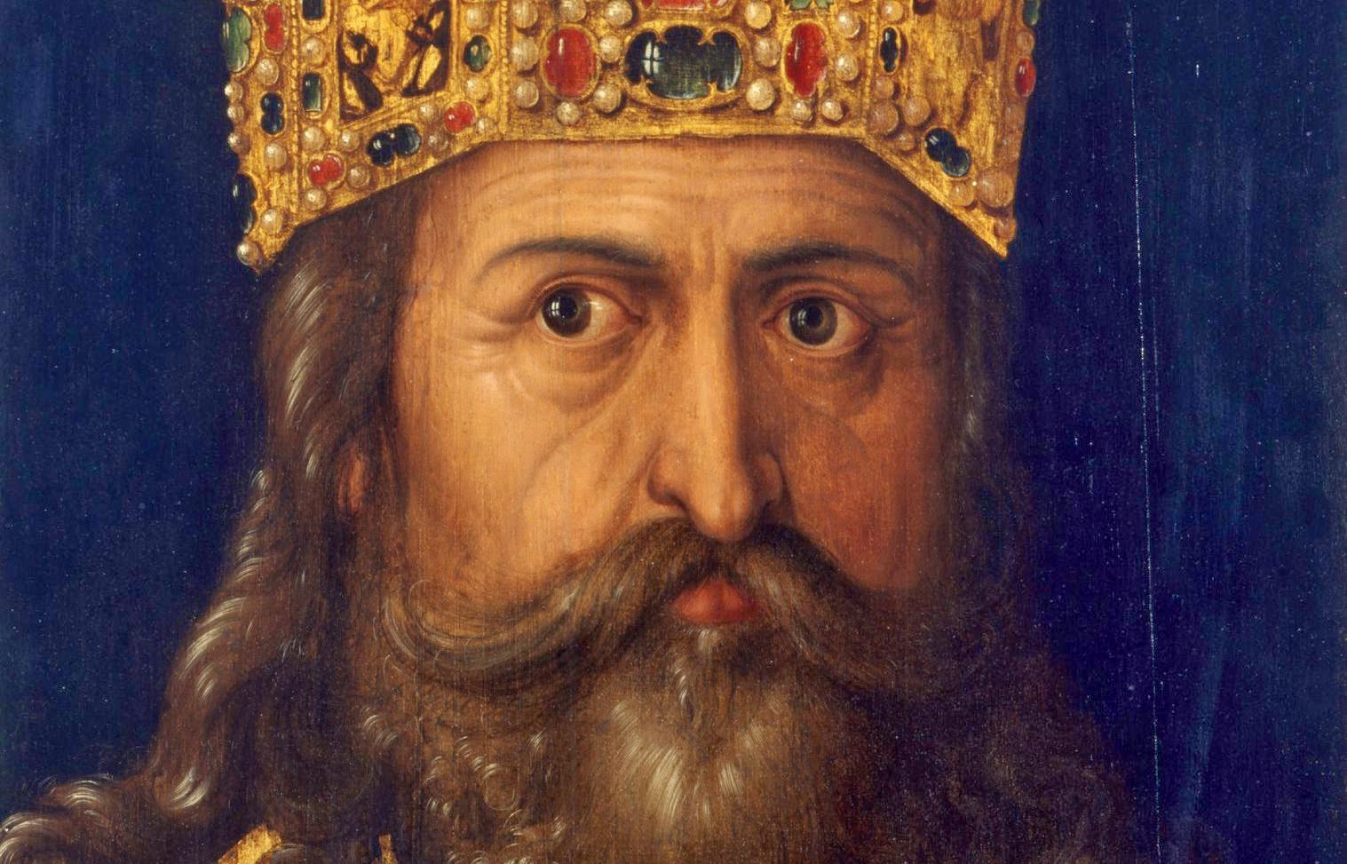 a biography of charlemagne a ruler of the franks Charlemagne's biography and becoming king of the franks in 768 following the death of his father, charlemagne was initially co-ruler with his brother.