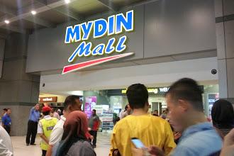 Majlis Rumah Terbuka Mydin USJ - Girang Syawal Tiba !