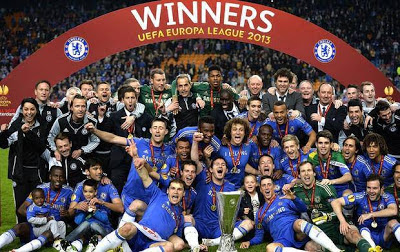 Europa League Winners