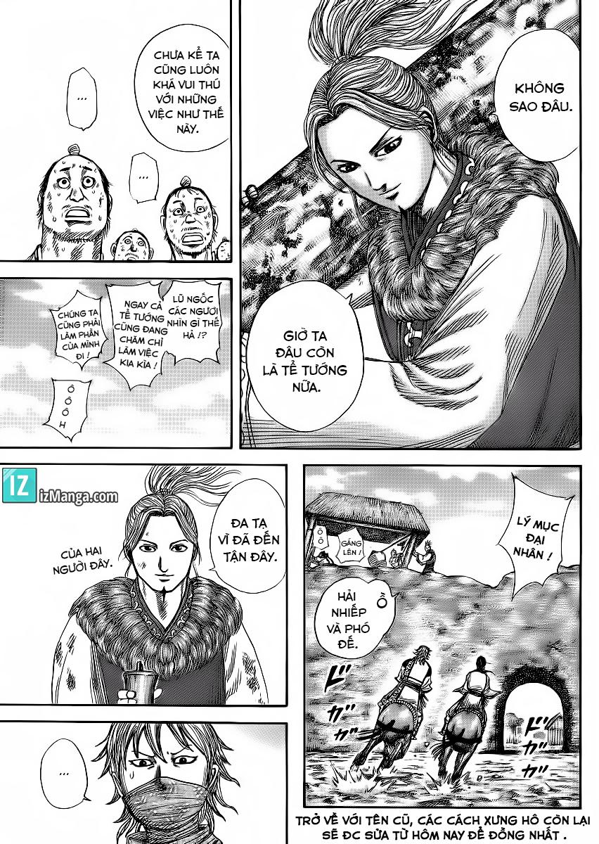 Kingdom - Vương Giả Thiên Hạ Chapter 366 page 14 - IZTruyenTranh.com