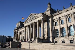 Reichstag y distrito gubernamental