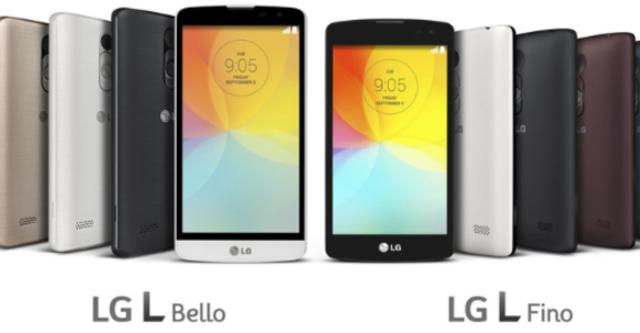 Bộ đôi smartphone mới của LG