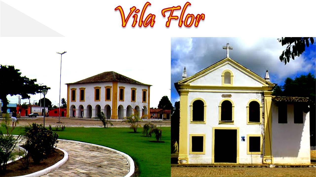 AULA DE CAMPO EM VILA FLOR RN