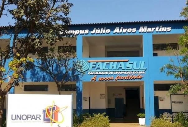 Universidade particular de Chapadão do Sul