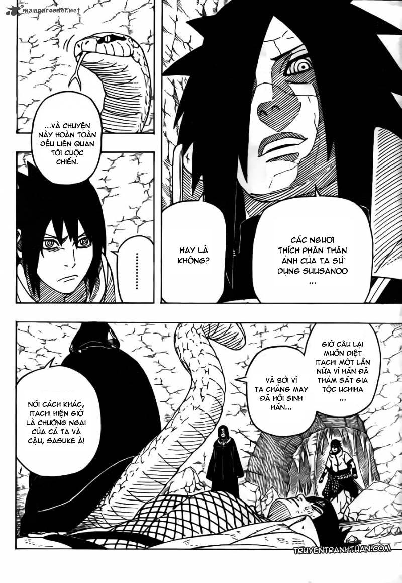 Naruto - Chapter 578 - Pic 11