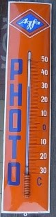 Agfa Termometer