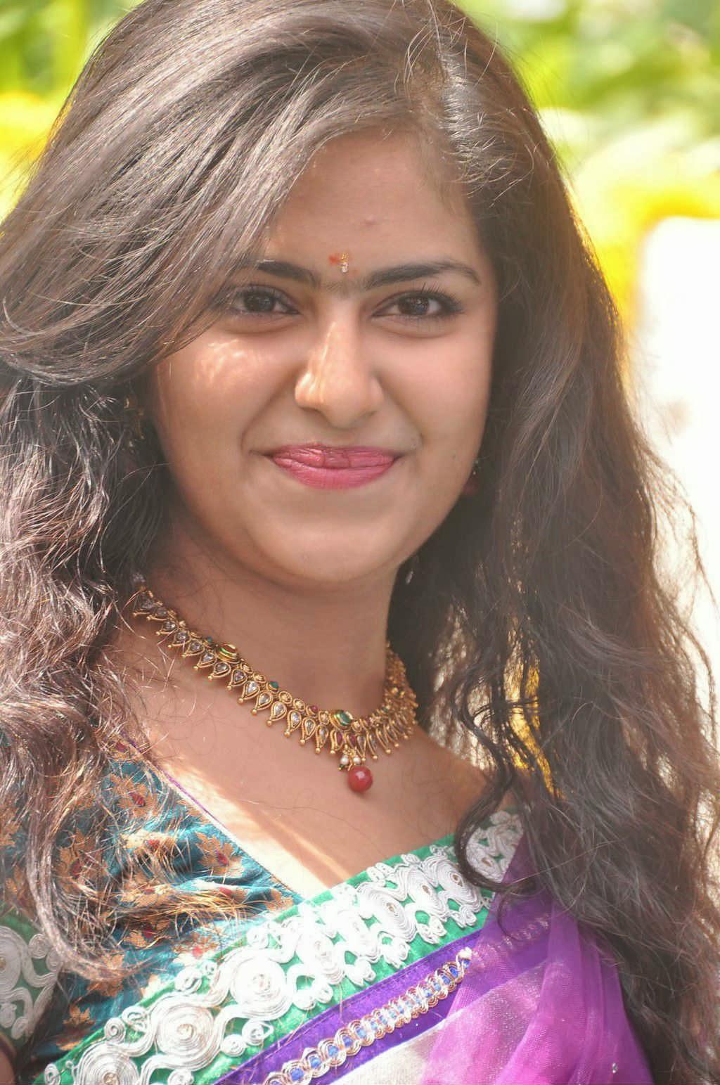 Avika Gor at Lakshmi Raave Maa Intiki Movie Opening