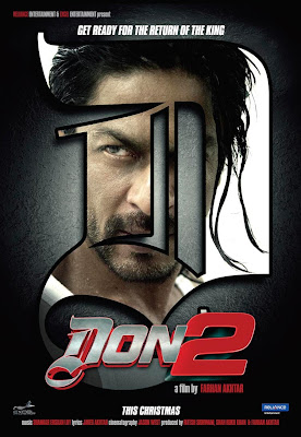 Watch Don 2 2011 Hindi Movie Online | Don 2 2011 Hindi Movie Poster