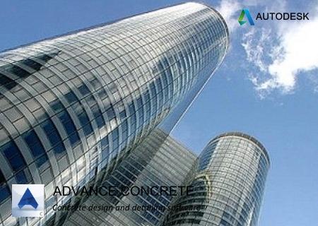 Autodesk Advance Concrete 2015.1