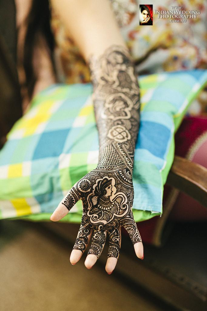 Mehndi Night Photography : Henna tattoo mehndi artists sydney