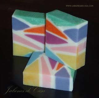 Jabón artesano almendras