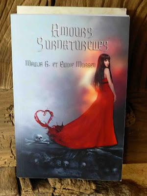 recueil de nouvelles fantastiques et romance bit-lit