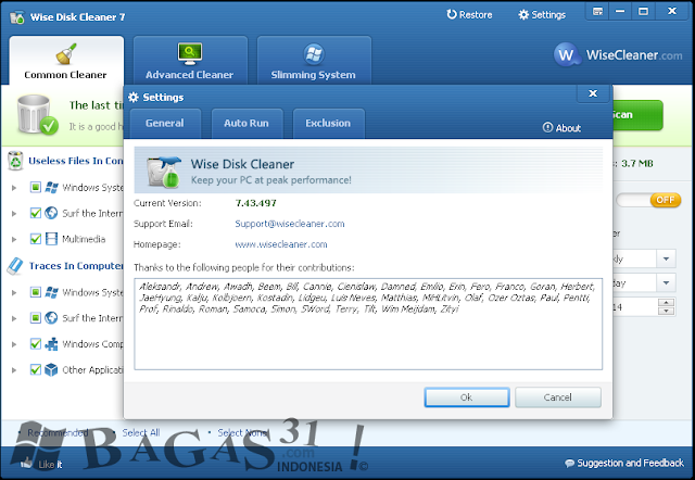 Wise Disk Cleaner 7.43.497 Full Patch 2
