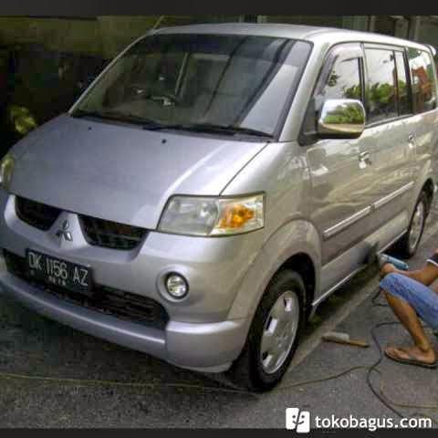 Mitsubishi Maven 2006 Apv Silver - Mitsubishi Bekas ...