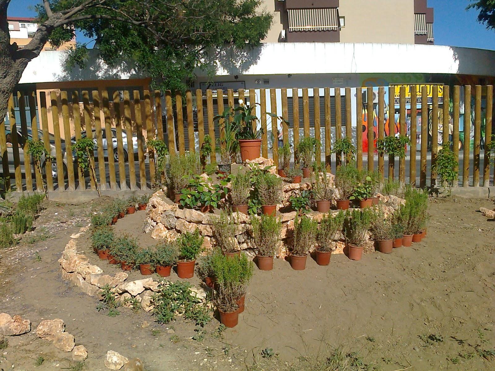 Jard n ecol gico carril de gamarra memoria de actividades for Actividades para jardin