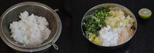 Sabudana Vada recipe