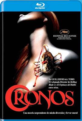Cronos 1993 Criterion Collection BD50 Latino