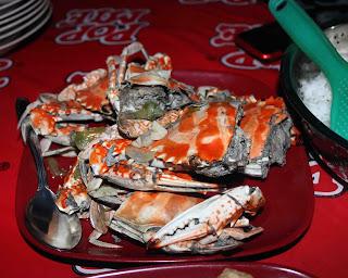 makan seafood parangtritis